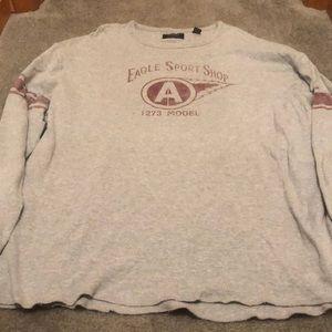 Mens American Eagle long sleeve shirt